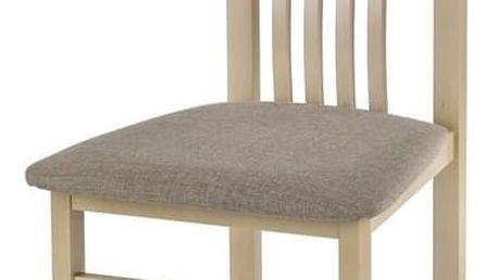 Jídelní židle Pawel dub sonoma