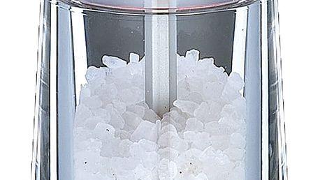 Mlýnek na sůl Genova Cilio červený 14 cm