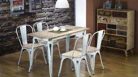Jídelní stůl Magnum, obdelník, retro