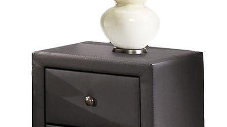 Noční stolek Prima černá