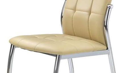 Jídelní židle K209 šedá
