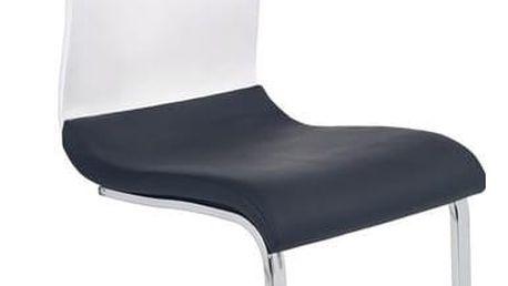 Kovová židle K198 cappuccino