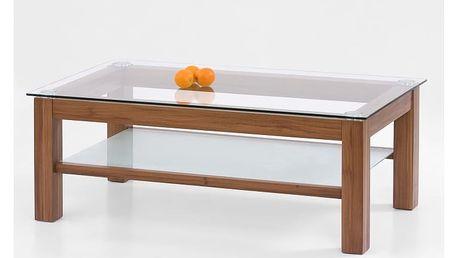 Konferenční stůl Livia ořech