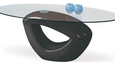 Konferenční stůl Jasmin černá