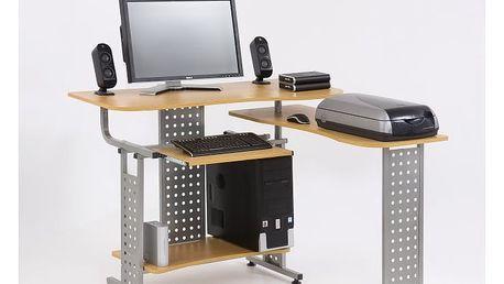 Počítačový stůl B-1 olše