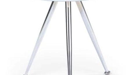 Konferenční stůl Siena bílá