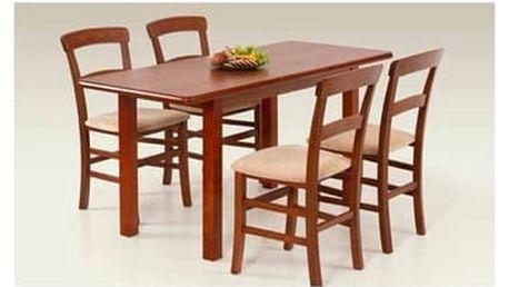Dřevěný jídelní stůl Dinner 120 olše