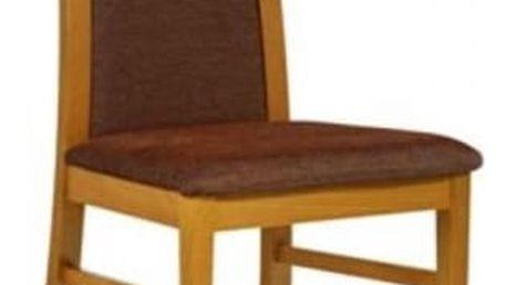 Dřevěná židle Dominik olše