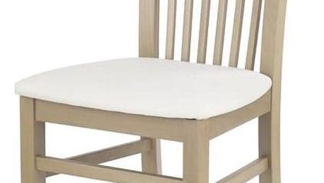 Jídelní židle Jacek tmavý ořech