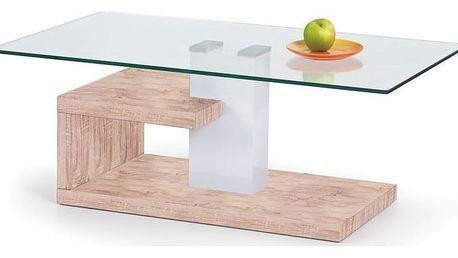 Konferenční stůl Evelin dub sonoma