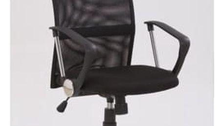 Kancelářská židle Tony modrá