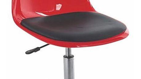 Dětská židle Coco II růžová-bílá