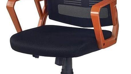 Kancelářské křeslo Ascot oranžová