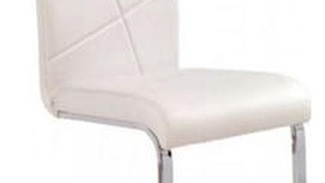 Kovová židle K108