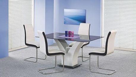 Skleněný jídelní stůl Vesper