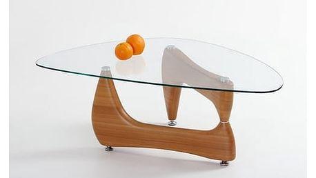 Konferenční stůl Karen dub sonoma
