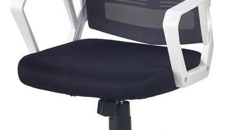 Kancelářské křeslo Ascot bílá