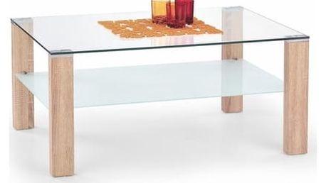 Konferenční stůl Simple dub sonoma