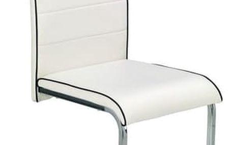 Kovová židle K148