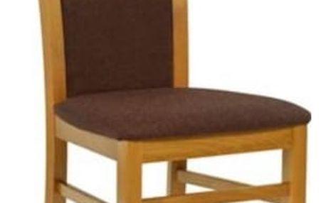 Dřevěná židle Gerard 3 olše