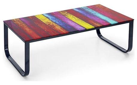 Konferenční stůl Pandora vícebarevná