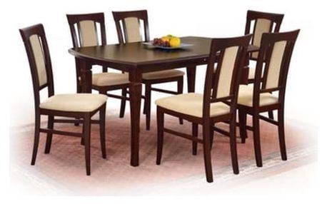 Dřevěný jídelní stůl Fryderyk 200 cm antická třešeň II