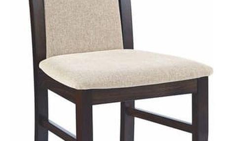 Dřevěná židle Citrone wenge