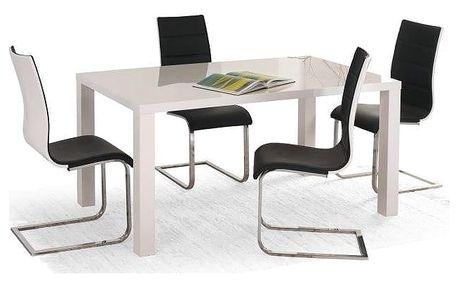 Rozkládací jídelní stůl Ronald - 120-160 cm