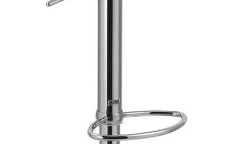 Barová židle H-61 bílá