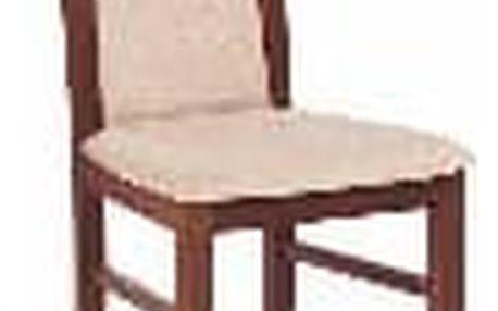 Dřevěná židle Citrone antická třešeň