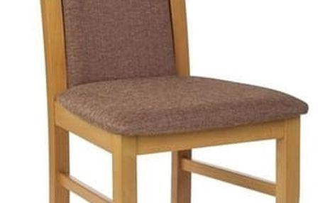 Dřevěná židle Citrone olše