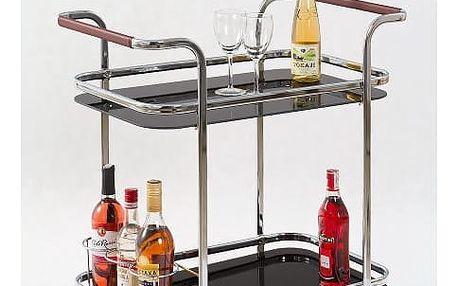 Barový stolek Bar-7 černá