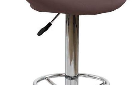 Barová židle H-15 Bordó