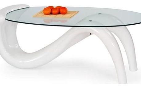 Konferenční stůl Cortina bílá