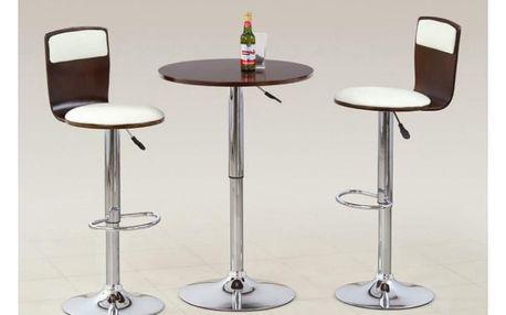 Barový stolek SB-1 antická třešeň