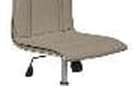 Kancelářská židle Porto béžová