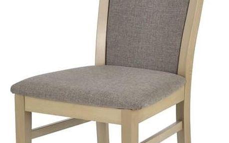 Jídelní židle Damian dub sonoma