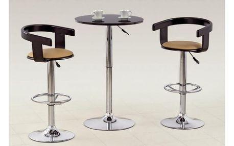 Barový stolek SB-1 wenge