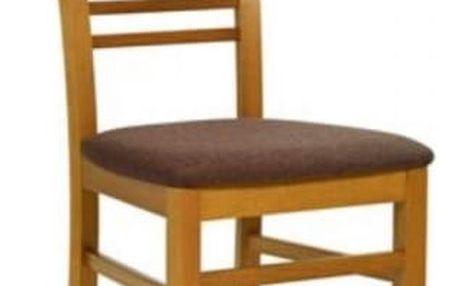Dřevěná židle Gerard 6 olše