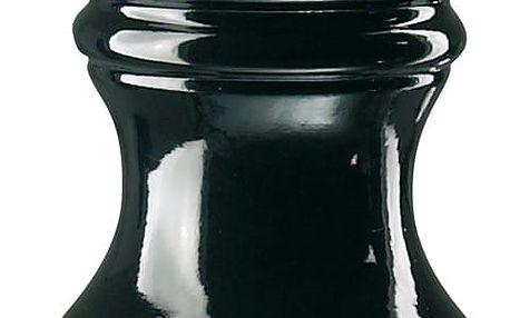 Mlýnek na pepř Berlin Zassenhaus černý 12 cm