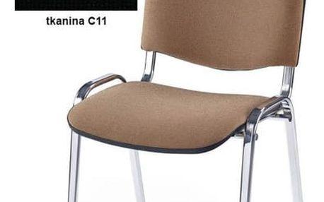 Kancelářská židle ISO C černá