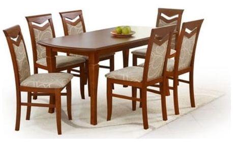 Dřevěný jídelní stůl Fryderyk 240 cm antická třešeň II