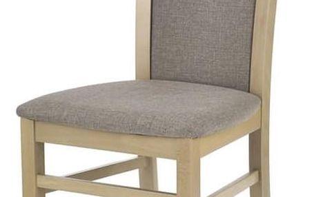 Jídelní židle Gerard 2 dub sonoma