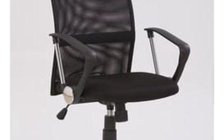 Kancelářská židle Tony šedá