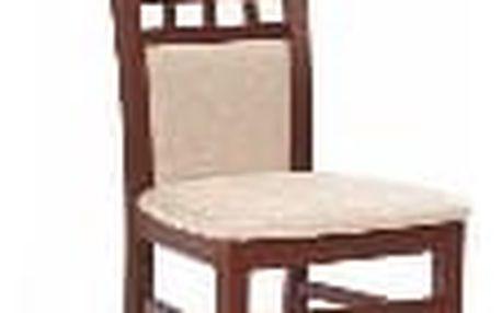 Dřevěná židle Gerard 3 antická třešeň