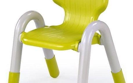 Dětská židle Bambi zelená