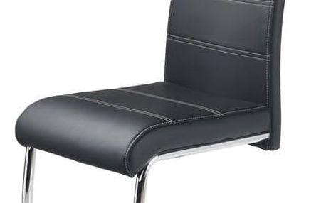Jídelní židle K211 černá