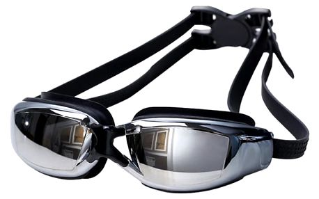 Nemlžící se plavecké brýle s UV ochranou