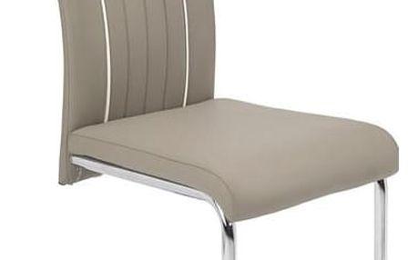 Kovová židle K193