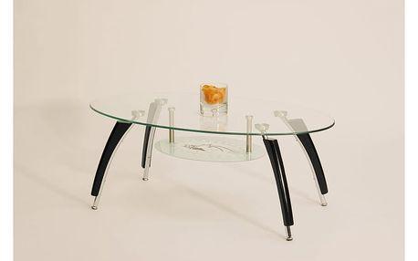 Konferenční stůl Ada wenge